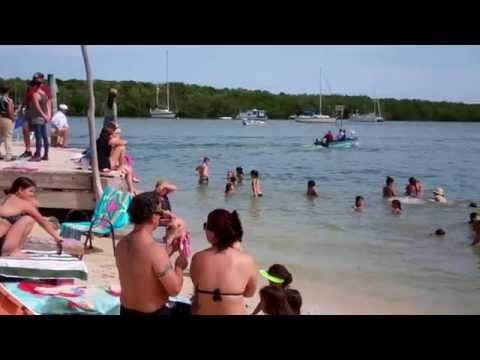 Moonfire from Keys Houseboat Rentals in Key Largo