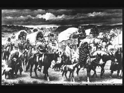 Trail of Tears (song)