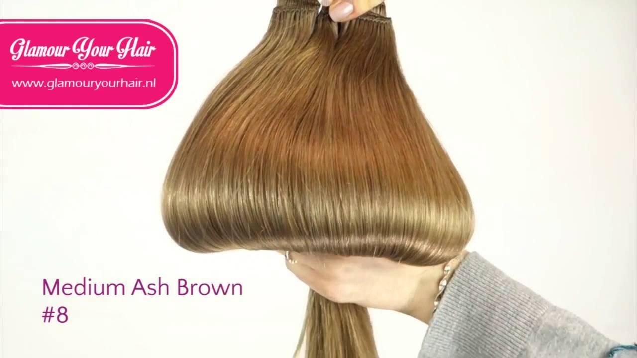 Hairextensions colour medium ash brown 8 hairextensions by hairextensions colour medium ash brown 8 hairextensions by glamouryourhair pmusecretfo Choice Image