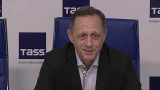 """Пресс-конференция: """"Золотое сечение"""" итоги года 2018"""