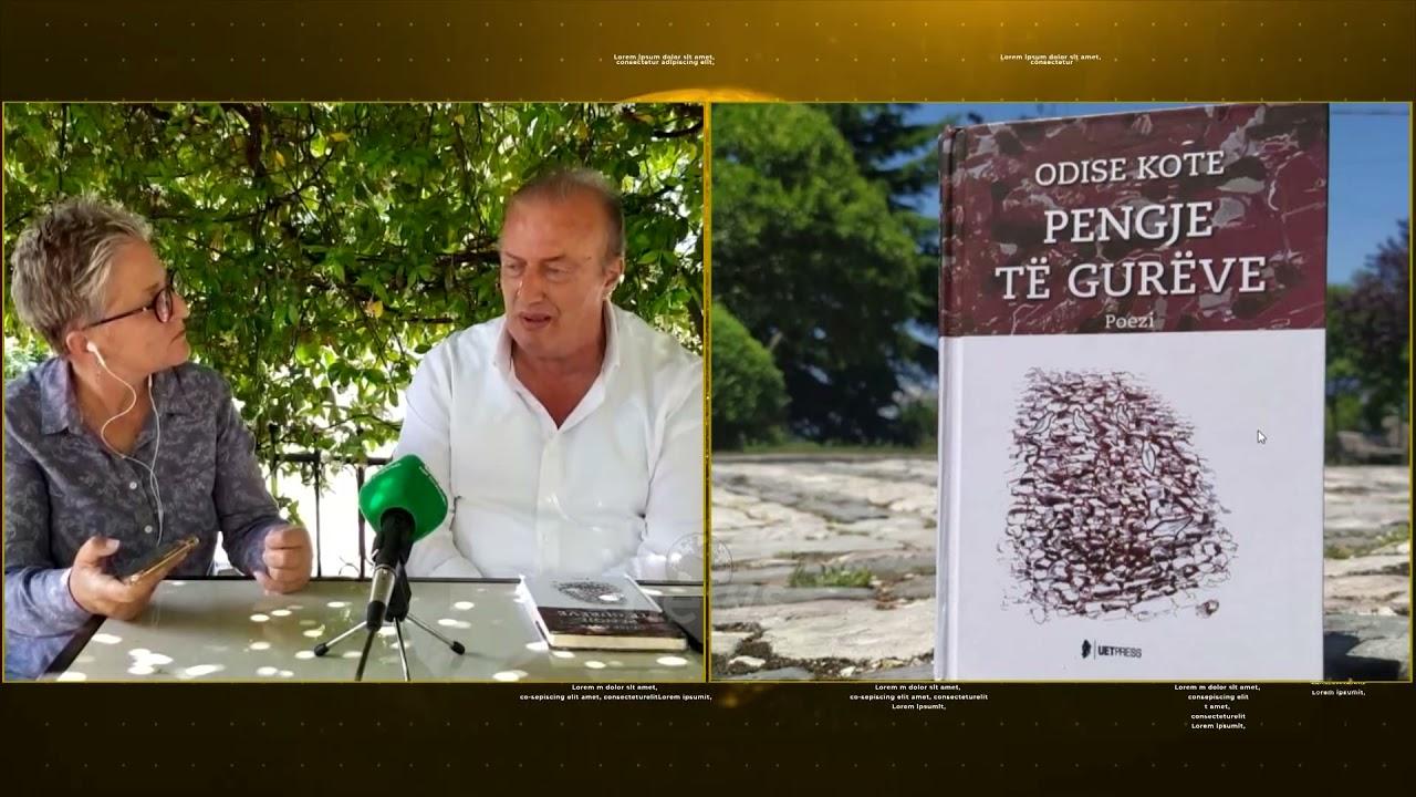 Breaking   'Pengje të gurëve' autori i librit zbulon mesazhin që përçon tek lexuesi   Top News