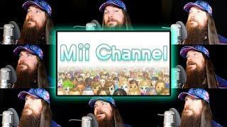 Mii Channel Theme 🎵 Acapella!