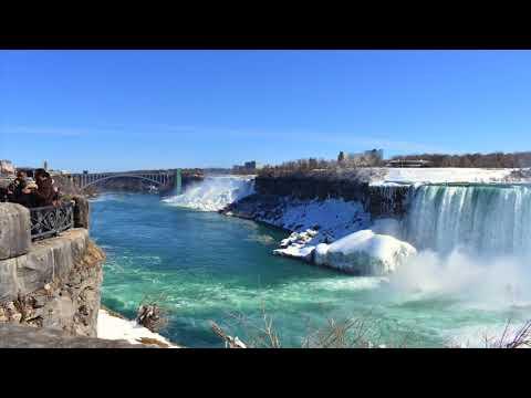 Niagara Falls - March 2018