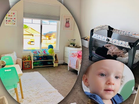 1 Year Old's Room Transformation!