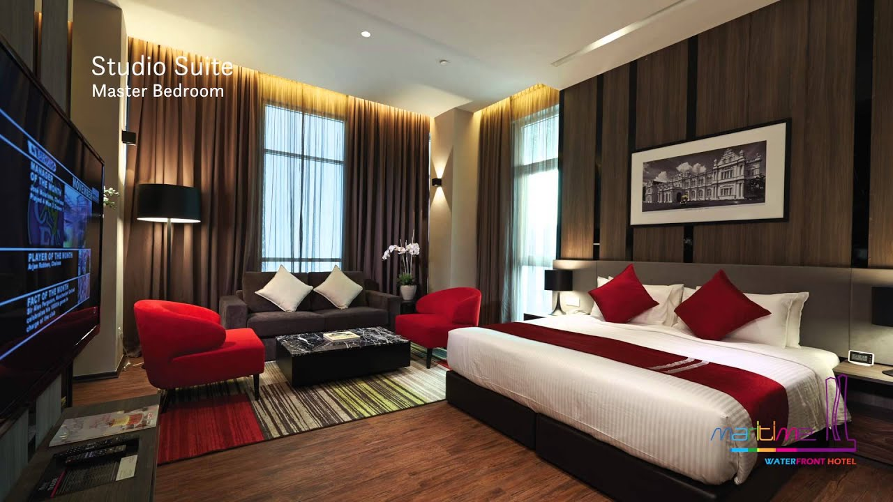 maritime waterfront hotel penang youtube. Black Bedroom Furniture Sets. Home Design Ideas