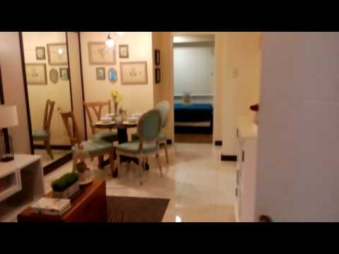 Viera Residences 2Bedrooms model unit
