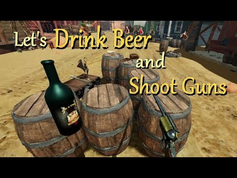 Guns 'n' Stories: Bulletproof [Ep.1] (VR gameplay, no commentary)