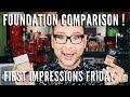 Foundations for Oily Skin | Beauty Blender Bounce VS Make Up For Ever Matte Velvet Foundations