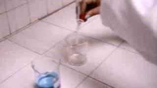 Química de Agroindustrial Uso de la Bureta UCLA-VENEZUELA
