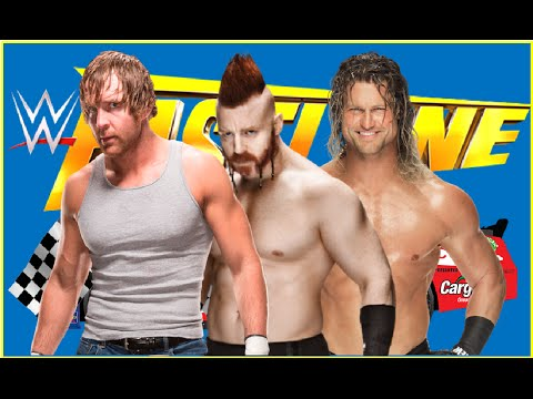 WWE FAST LANE 2016 MATCH CARD PREDICTION