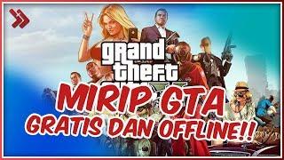 5 Game Android Offline dan Gratis yang Mirip Game GTA!