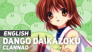 "ENGLISH ""Dango Daikazoku"" Clannad (AmaLee)"