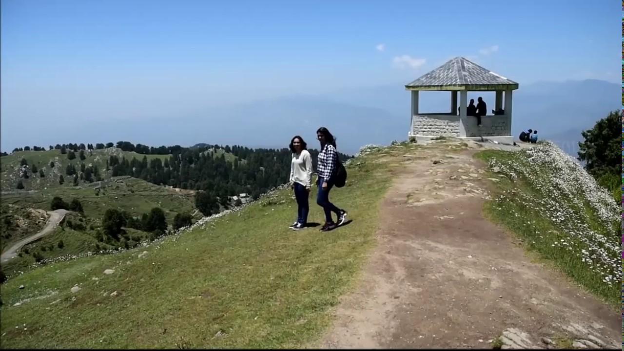 Dainkund Peak near Dalhousie