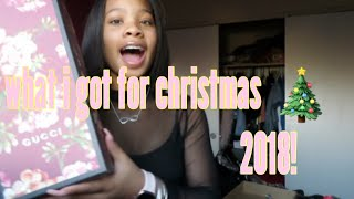 What I Got For Christmas 2018!! Video