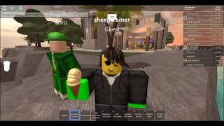 Roblox Frappe Cafe Ordering Everything!