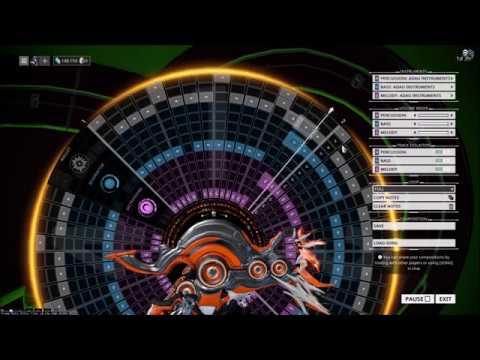 Warframe - Octavia with Darude SandStorm (FIXED)