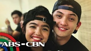 Seth Fedelin At Andrea Brillantes Magkasama Sa Abs-cbn Ball  Ukg