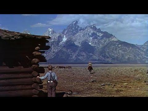 "Modern Vehicle Blooper in ""SHANE"" (1953)"