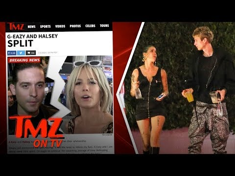 G-Eazy and Halsey Call It Quits | TMZ TV Mp3