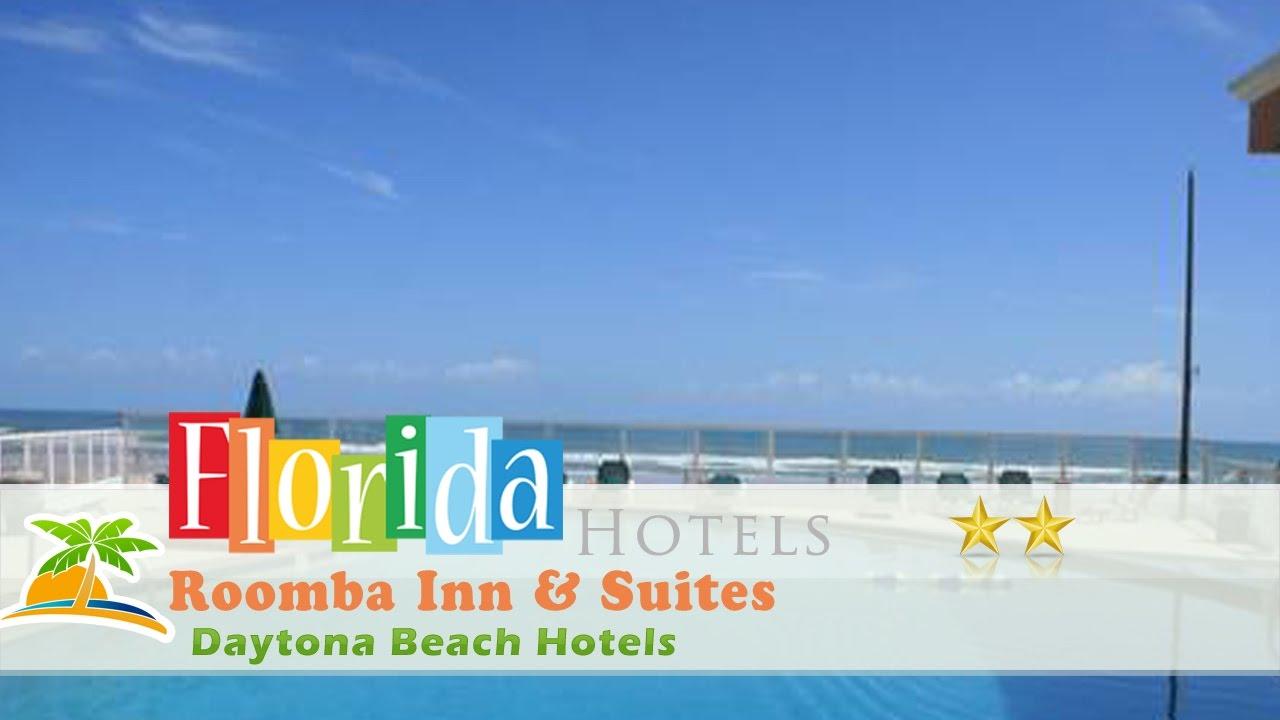 Roomba Inn Suites Daytona Beach Hotels Florida