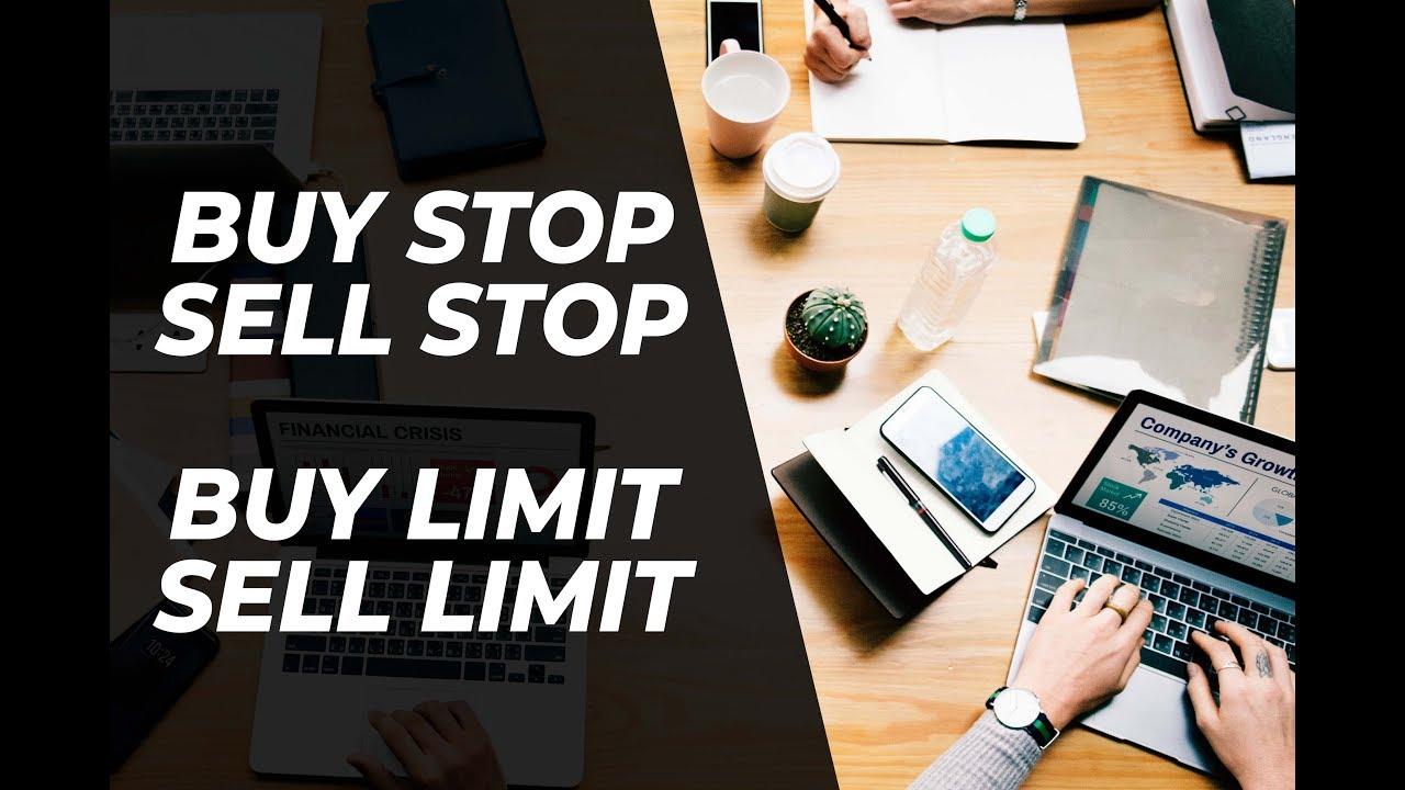 Forex stop limit