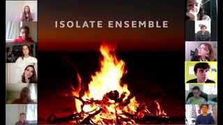 Isolate Ensemble: young artists respond to life in lockdown