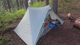 X-Mid UL 1P Tent Field Use Impressions