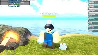 ROBLOX Booga Booga Meeting the worst mod ever