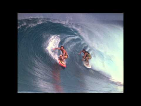 SURFER - Shaun Tomson and Mark Richards at Off The Wall in 1976