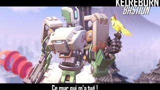Kelreborn - Overwatch - Bastion ce mur qui m'a tué !