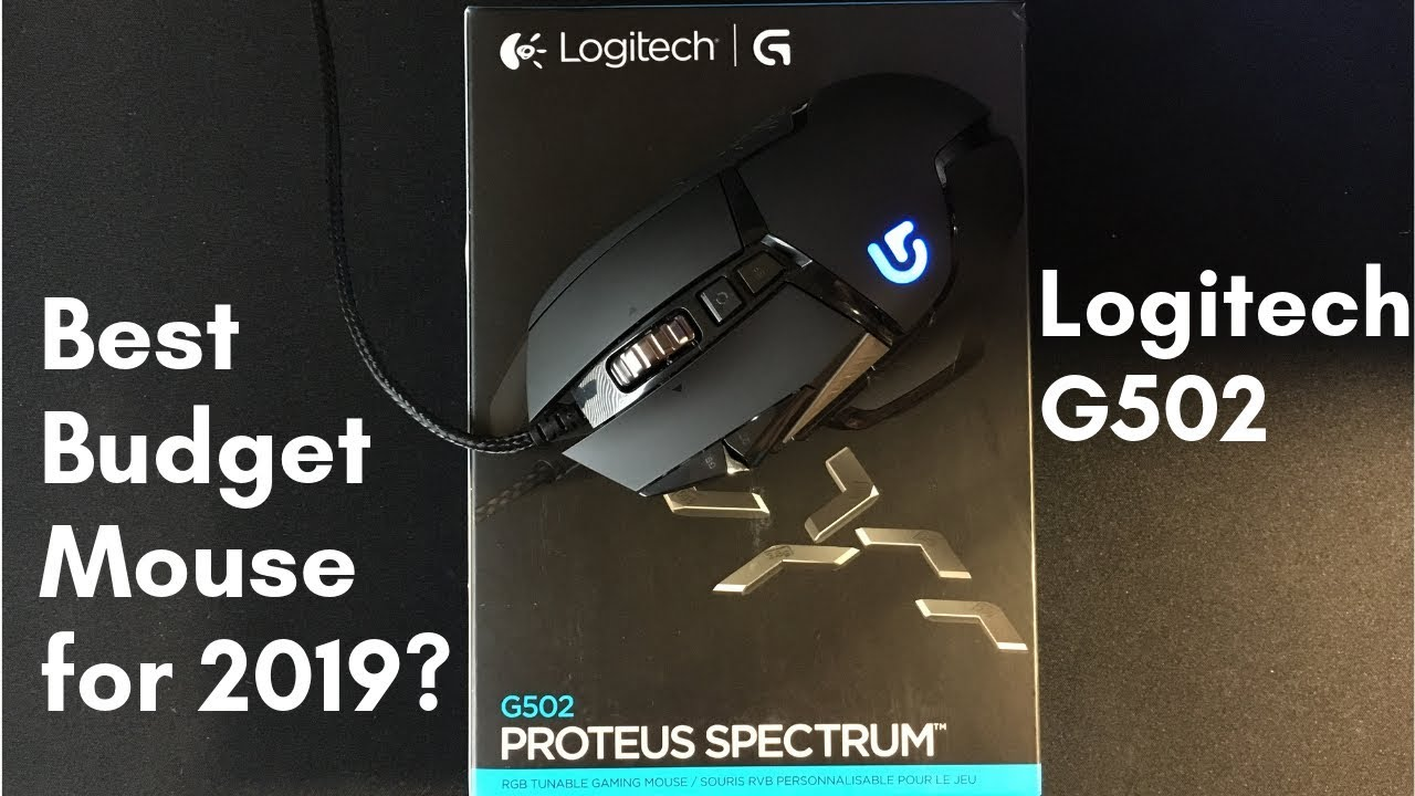 52ce7b7063c Using a three year old mouse in 2019? - Logitech G502 Proteus Spectrum  Review