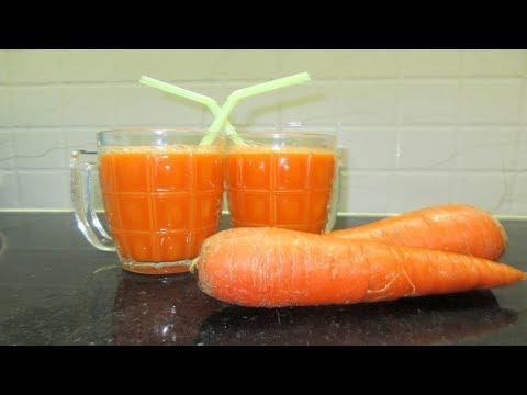 Как морковный сок влияет на почки
