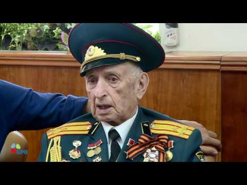 PM Netanyahu Meets with Red Army Veterans in honor of Victory Day
