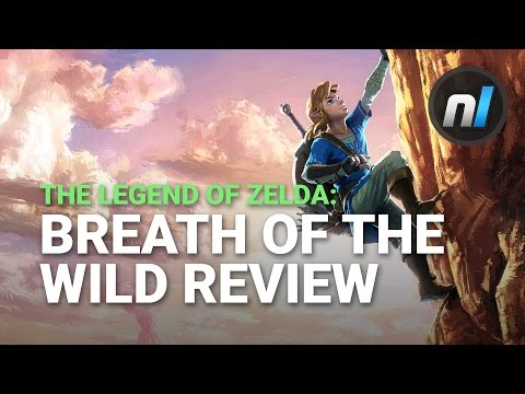 The Legend of Zelda: Breath of the Wild Review (Nintendo Switch)