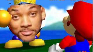 The Fresh Prince Of Bom Omb Battlefield Bob Omb Battlefield Ytpmvs Mads Know Your Meme