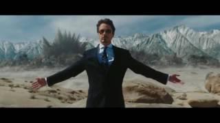 Фильм Железный человек за минуту