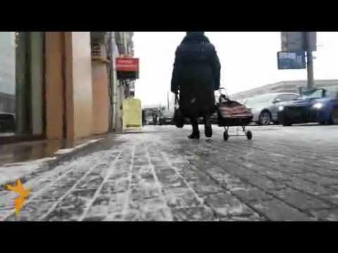 MOSCOVA in prag de iarna