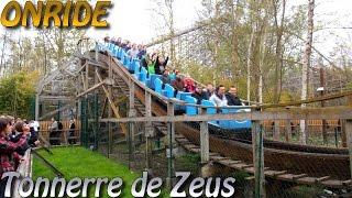 Parc Astérix : Tonnerre de Zeus Onride (HD POV)
