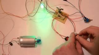 Как сделать регулятор вращения электрического двигателя с реверсом(Как сделать регулятор вращения электрического двигателя с реверсом - схема и описание работы устройства..., 2015-01-26T13:12:57.000Z)