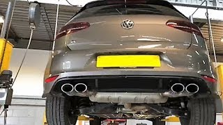 VW Golf R First Service - Good and Bad Points !