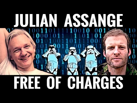 Julian Assange FREE Of Charges, But What's Next?