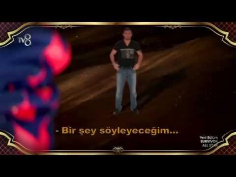 Beyaz Show - Survivor'da Ahmet Dursun'a Büyük İlgi (27.03.2015)