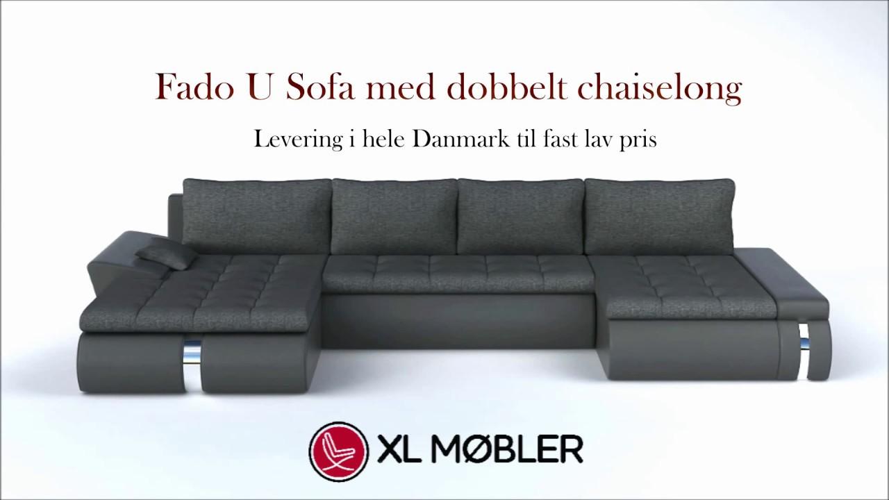 bord til u sofa