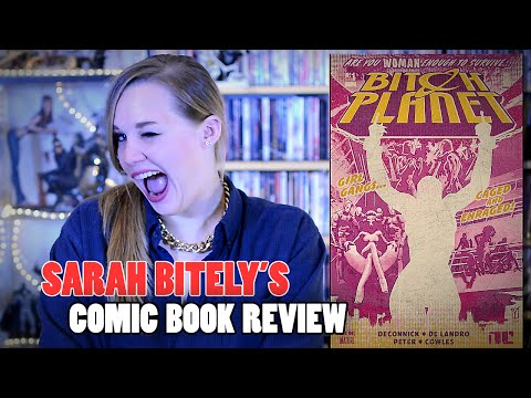 Bitch Planet - Comic Review