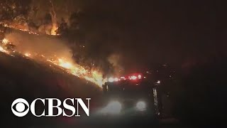 California wildfires impact schools and students