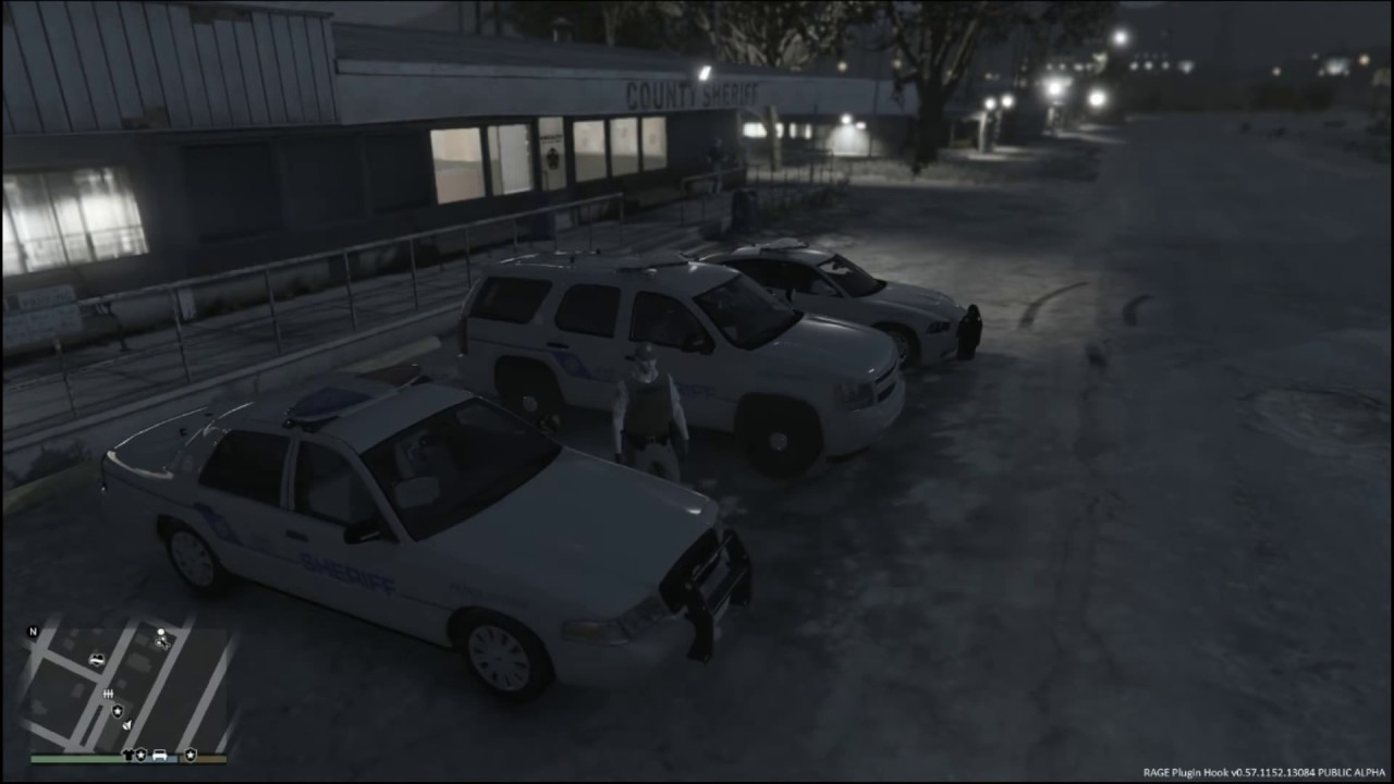 LSPDFR feat  Variety Skin Pack For Captain14's Sheriffs Pack