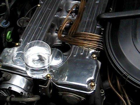 Mercedes M110 Wasserglastest 3 Neuer Kmt Youtube