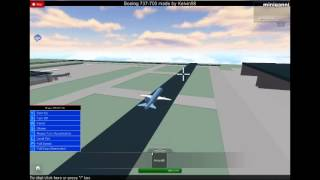 roblox thomsonfly boeing 737-200 takeoff leeds bradford airport