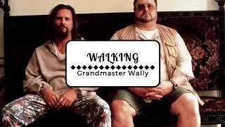 """Oldschool Hip - Hop/ Rap Jazz """"Walking"""" Type Beat (Prod. Grandmaster Wally)"""