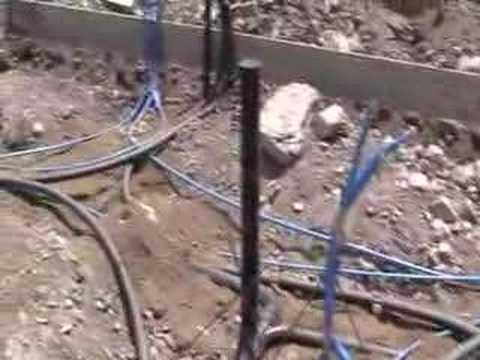 Owner Builder: Underslab Plumbing